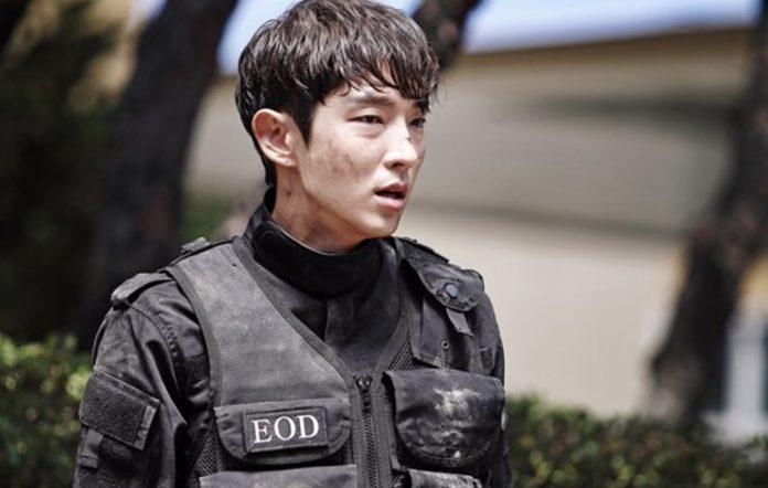 lee joon gi criminal minds stills 2017