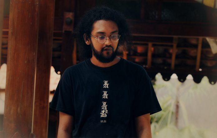 Jakarta rapper Matter Mos album Pronoia 2021 Store Front