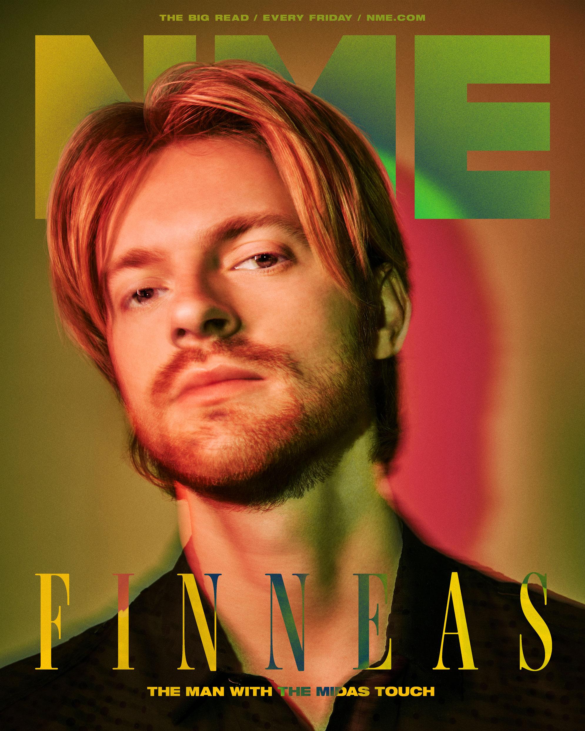 NME Cover 2021 Finneas