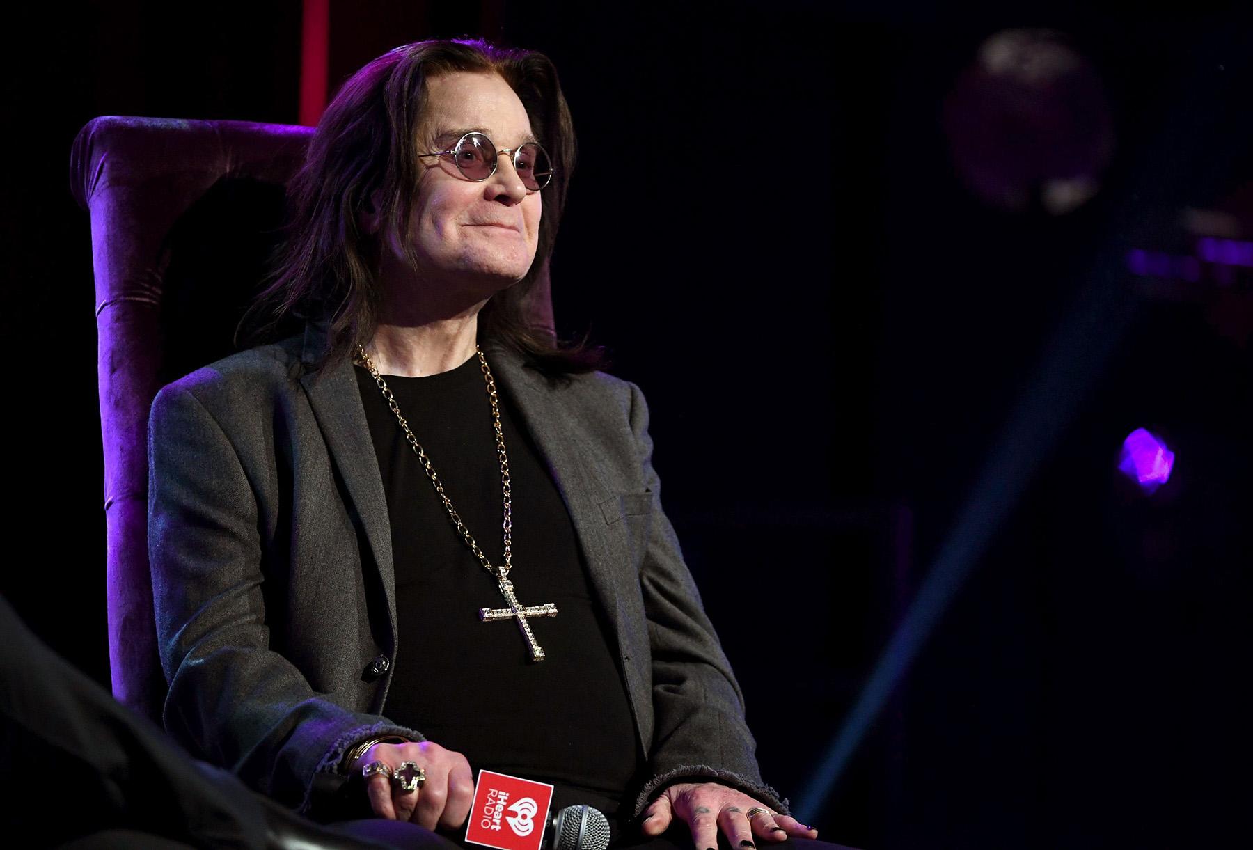 Ozzy Osbourne jokes devil worship helped him avoid COVID-19