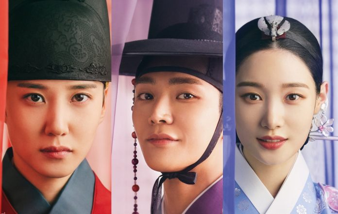 the king's affection park eun-bin sf9 rowoon dia jung chae-yeon