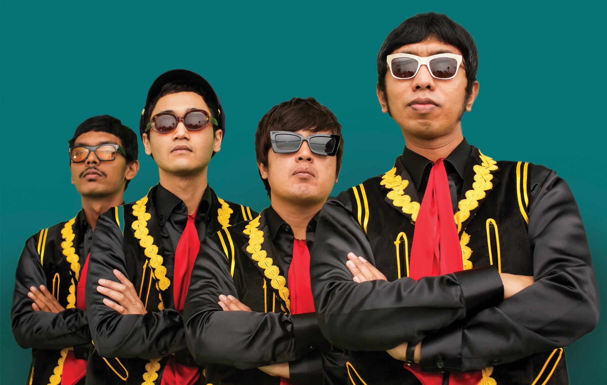 Revive Arcade Festival 2021 Malaysia Zamaera Diskoria Pamungkas Aman Ra Pinholes