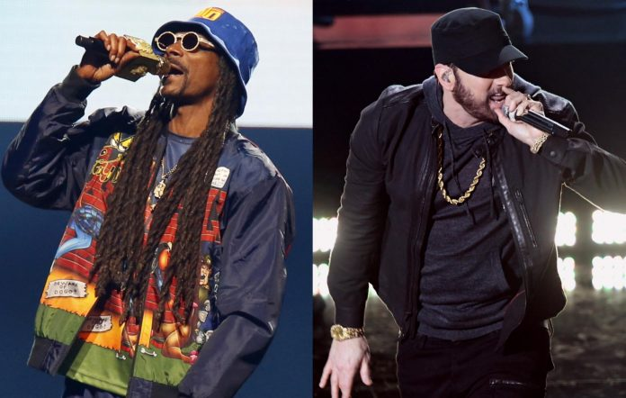 Snoop Dogg and Eminem