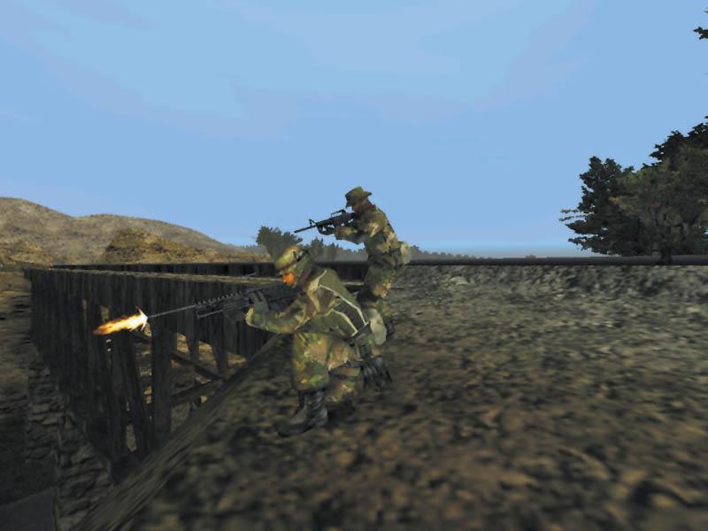 Tom Clancy's Ghost Recon. Image credit: Ubisoft